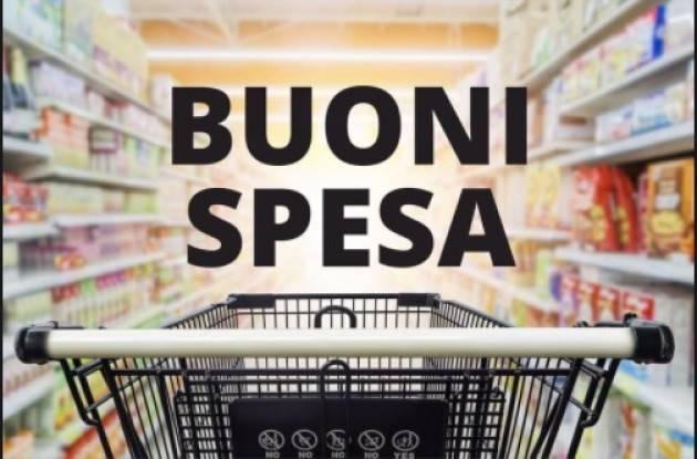 Gerre dè Caprioli Michel Marchi : le domande per buoni spesa entro 17 dicembre