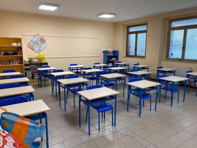 DAL TERRITORIO: al via i lavori alla scuola primaria di Gerre dé Caprioli