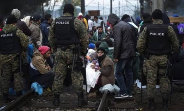 Cremona Pianeta Migranti. La vergogna dell'Europa lungo la rotta balcanica.