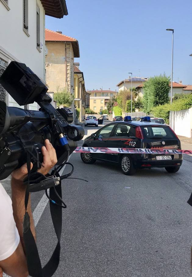 CREMA - TRAGEDIA DI VERGONZANA: LA EX DI PASINI: ''ANCHE IO SONO VITTIMA,''