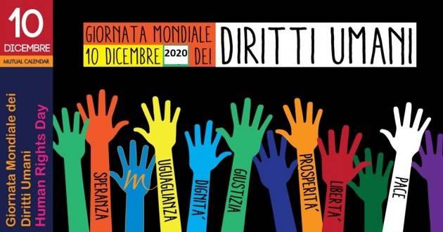 CNDDU Scuola Iniziative per la Giornata internazionale dei diritti umani 2020