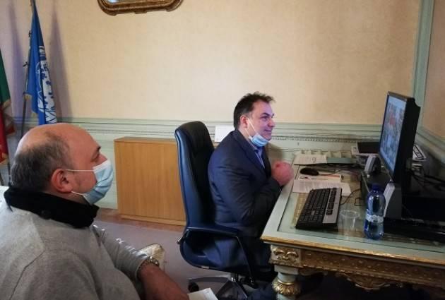 Paolo Mirko Signoroni  Sviluppo territorio  : presentata oggi proposta  di ATS
