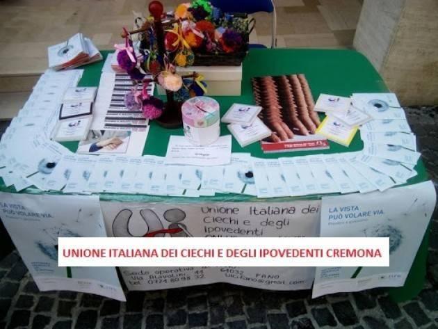 UICI Cremona Venite a trovarci Mercoledì 16 Dicembre al nostro banchetto
