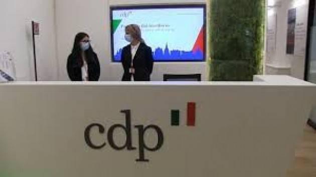 Cdp:inaugurata nuova sede di Milano, più vicini a territorio