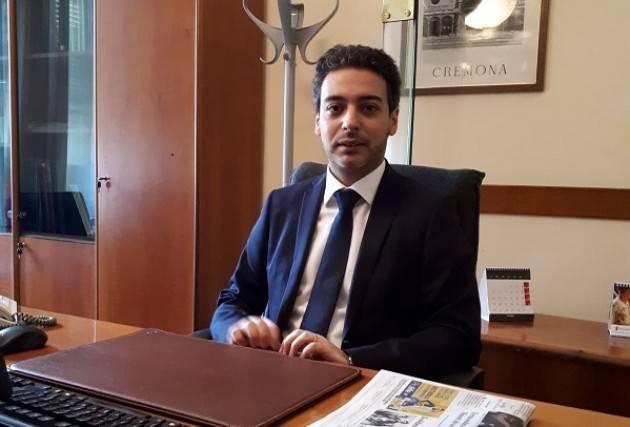 Prefettura Cremona Insediato nuovo Capo di Gabinetto Dott. Stefano Musarra