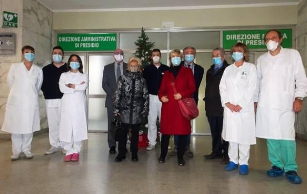 AMICI  DELL'OSPEDALE 'GIANNI CARUTTI',  SUPER DONAZIONE PER ASST CREMONA