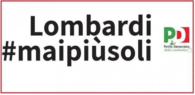 BILANCIO LOMBARDIA,PD:REGIONE METTA 500 MILIONI SUL NEXT GENERATION EU