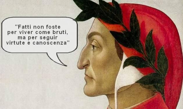 Per i 700 anni di Dante un audiolibro in 33 lingue