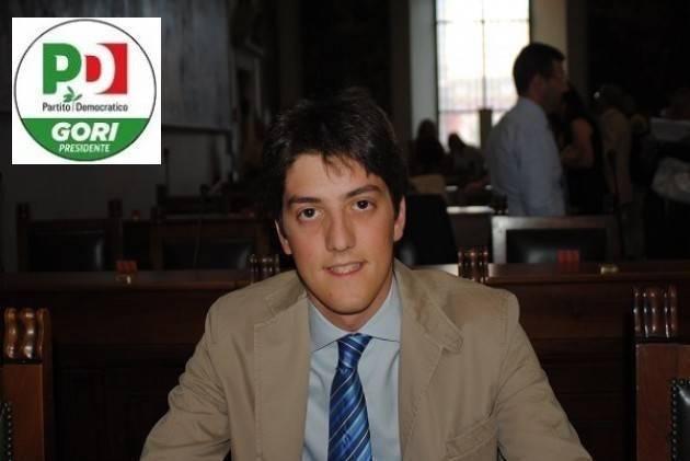 PD Cremona Luca Burgazzi confermato nel ruolo di segretario cittadino