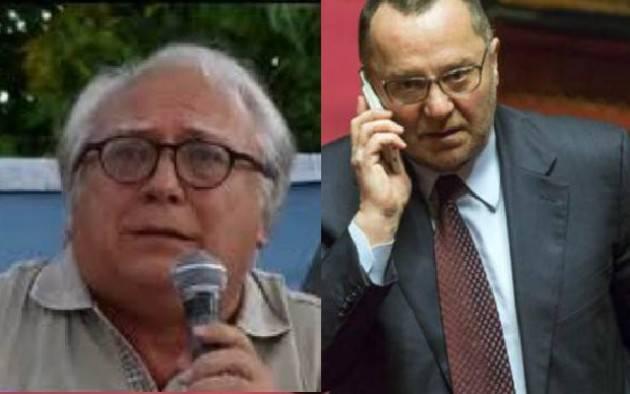 L'On. Pezzoni  e l'On. Pizzetti (PD) confronto a distanza su Renzi e Conte
