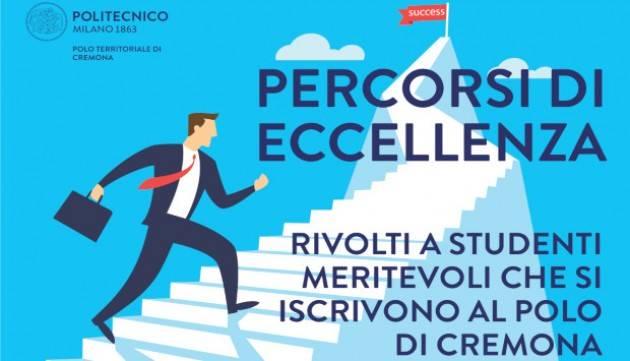 Nel Campus di Cremona del Politecnico di Milano il vero protagonista è il merito
