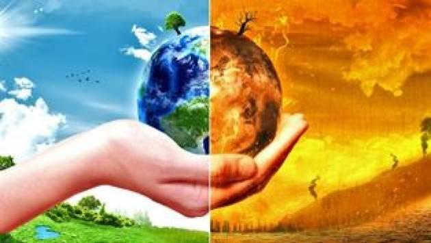 COVID-19 E CAMBIAMENTI CLIMATICI: DUE FENOMENI SIMILI