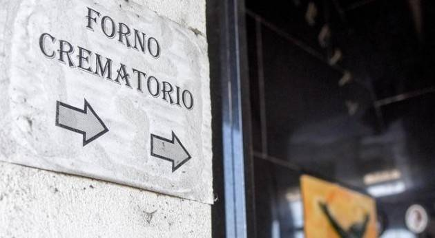 FORNO CREMATORIO A SPINO D'ADDA Riccaboni presenta mozione in CC