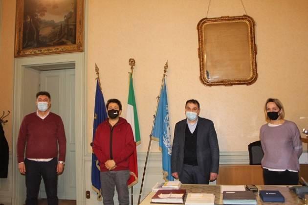 Crisi e Lockdown Signoroni ha ricevuto il 'Comitato Spontaneo esercenti Cremona'
