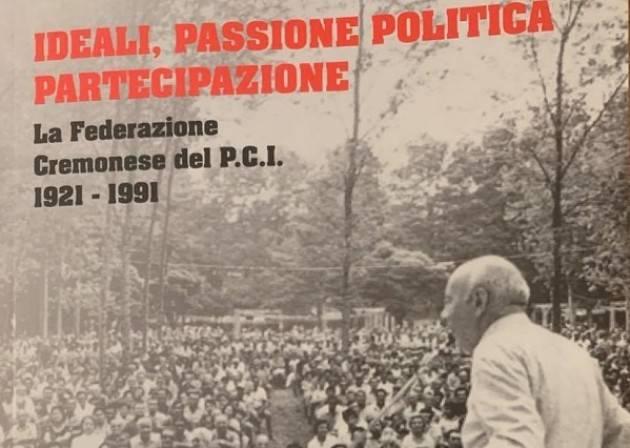 Storia PCI Cremona Giorgio Barbieri intervista Evelino Abeni e Giuseppe Azzoni