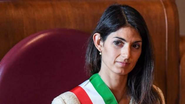 La Raggi, sindaco di Roma, del M5S è stata assolta | Elia Sciacca (Cremona)