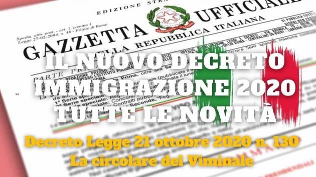 Cgil, Cisl, Uil: il nuovo decreto immigrazione  un grande passo avanti