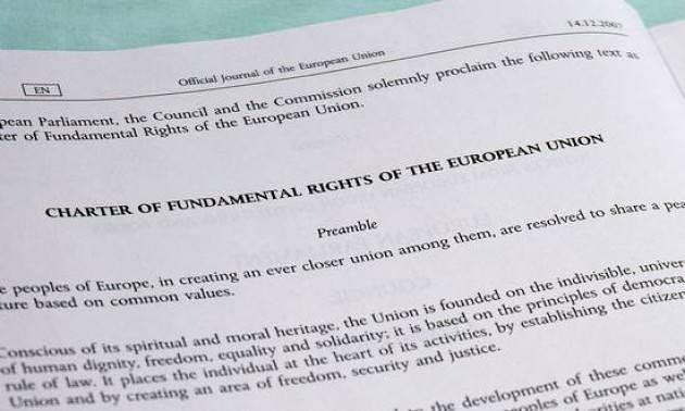 Compie 20 anni la Carta europea dei diritti fondamentali