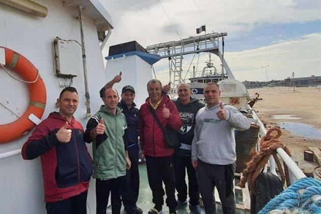 Un azzardo liberare i pescatori di Mazzara con visita di Stato| V.Montuori (CR)