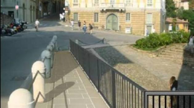 L'anello delle Mura senza barriere architettoniche: nel 2021 una rampa a Porta San Giacomo