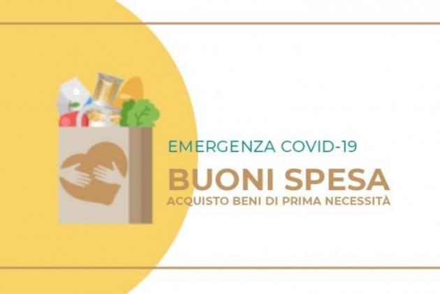 Crema Buoni Spesa: 413 domande  Buoni per 114 mila euro