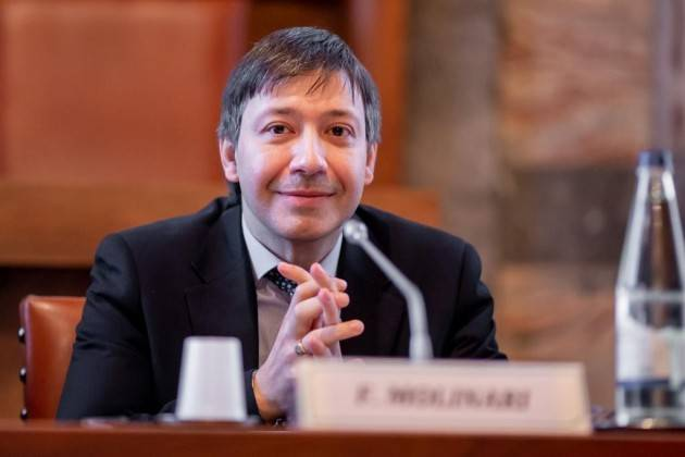 UST Cremona Gli auguri di Natale 2020 del dirigente Fabio Molinari