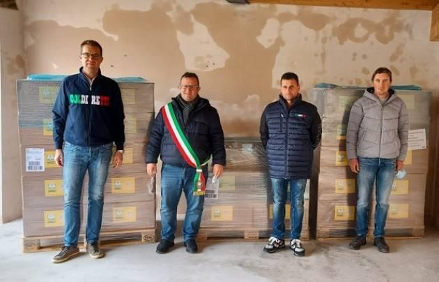 Coldiretti Cremona, giornata nel segno della solidarietà alimentare