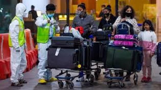 Via libera al rientro degli Italiani in UK residenti con quarantena obbligatoria