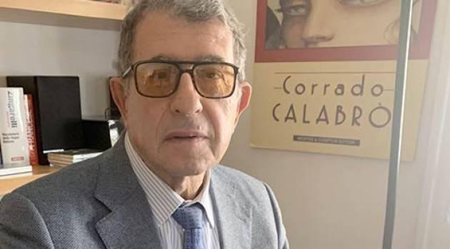 Vincenzo Montuori ci presenta CORRADO CALABRO'
