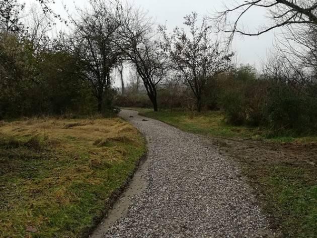 Cremona Proseguono interventi valorizzazione  parco Po e  Morbasco