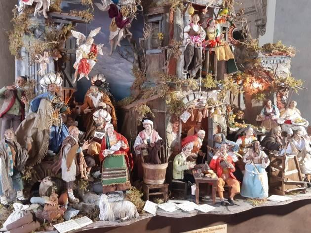 Donazione da Regione Campania, un presepe napoletano esposto da oggi a Palazzo Frizzoni