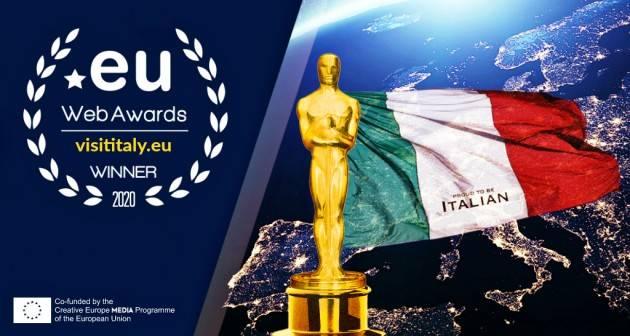 Visit Italy è il miglior portale d'Europa, trionfo italiano ai Web Awards 2020