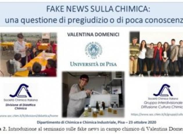Fake news sulla chimica: quali sono, come nascono e perché si diffondono
