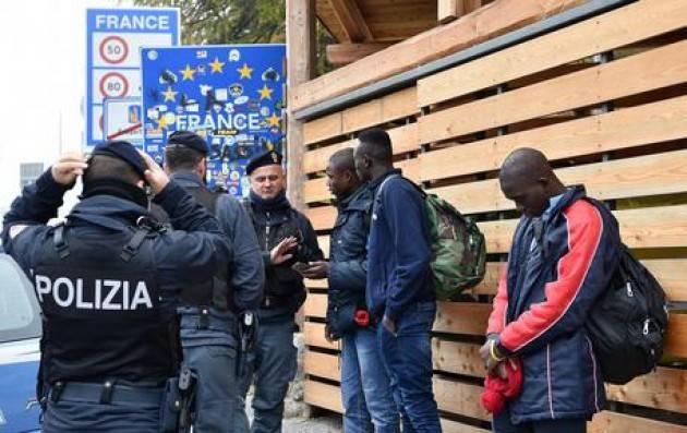 Cremona Pianeta Migranti. Diario dal confine alpino con la Francia.