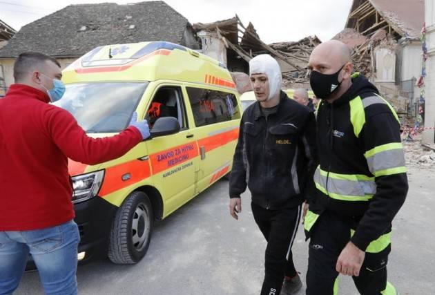 Terremoto in Croazia, Caritas Milano avvia raccolta fondi