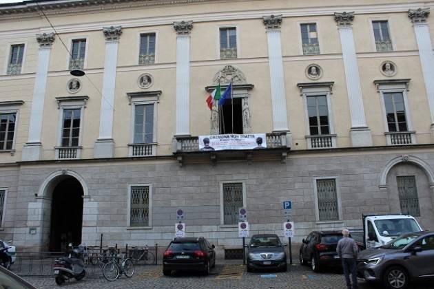 Cremona  A breve il risanamento di Palazzo Ala Ponzone