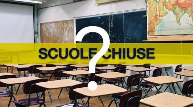 CNDDU Riaperture scuole il 7 gennaio. E' ancora presto