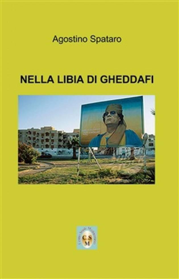 ITALIA/LIBIA, 1970: ALDO MORO ORDINA AL GEN. MICELI DI SALVARE GHEDDAFI |Agostino Spataro