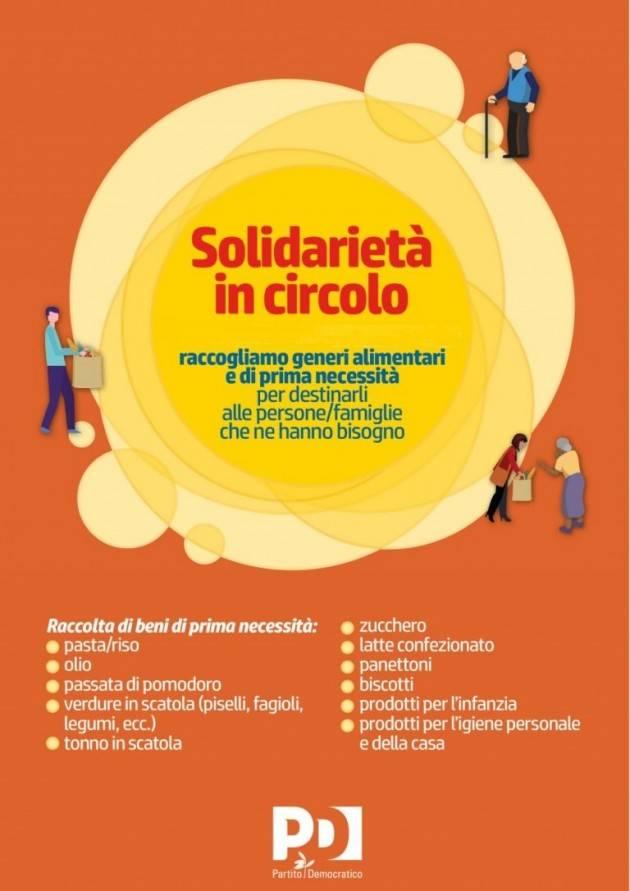 PD Cremona Continua l'iniziativa Solidarietà in Circolo