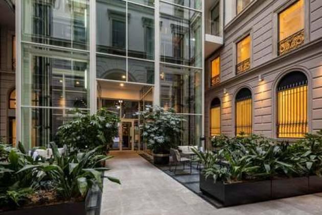 Covivio: palazzo via Dante a Milano certificato WiredScore