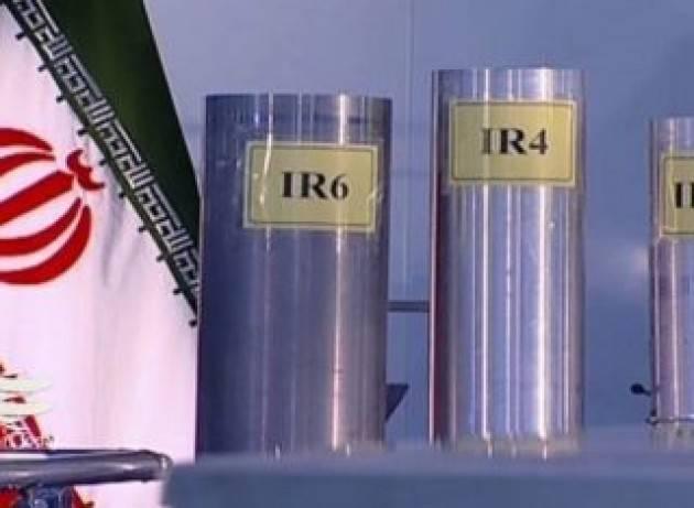 L'Iran ha avviato l'arricchimento dell'uranio al 20%