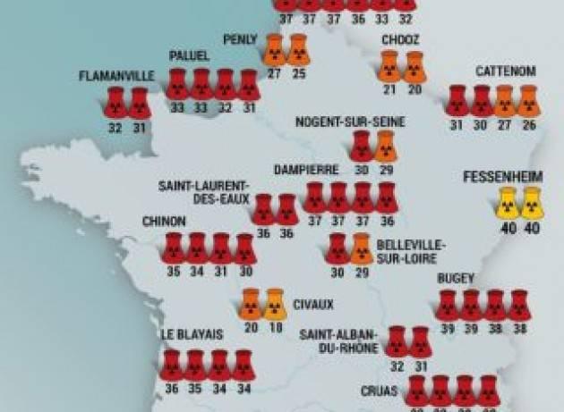 Consultazione sul nucleare francese, Greenpeace: partecipi anche l'Italia