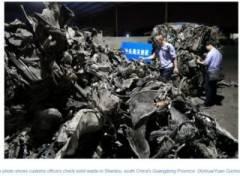 La Cina ha detto stop all'import di rifiuti: cosa cambia per l'Italia?
