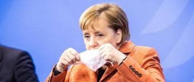 La Germania prolunga il lockdown fino al 31 gennaio