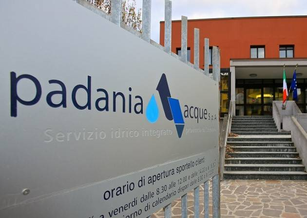 Padania Acque : a Gadesco Pieve Delmona in azione falsi letturisti con la scusa di effettuare la lettura del contatore