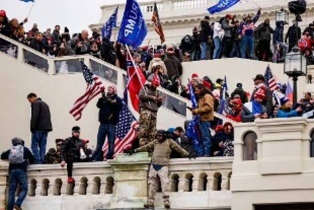 Attacco al Campidoglio USA uno 'schiaffo' alla democrazia | ANPI Cremona