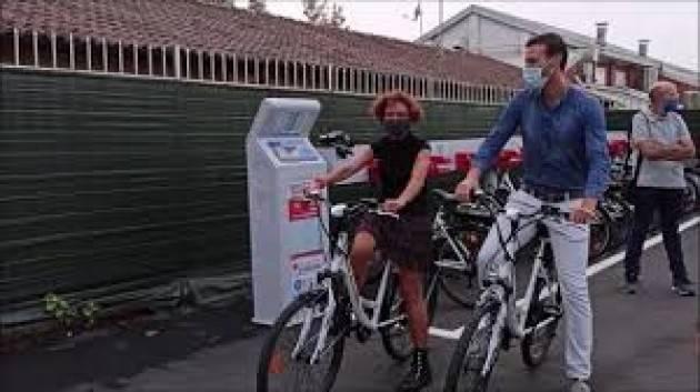 Crema Bike sharing e velostazione:  ancora presto per fare bilanci