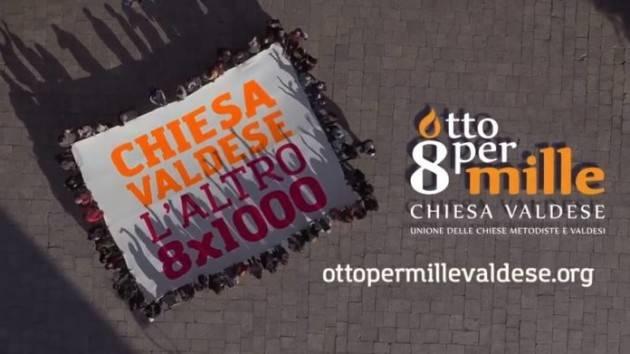 CSV La Chiesa Valdese presenta sul web il Bando per progetti sociali