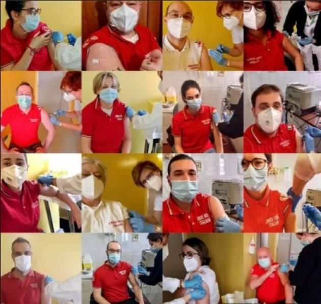 Croce Rossa Cremona Già vaccinati 70 volontari. Andiamo avanti con fiducia