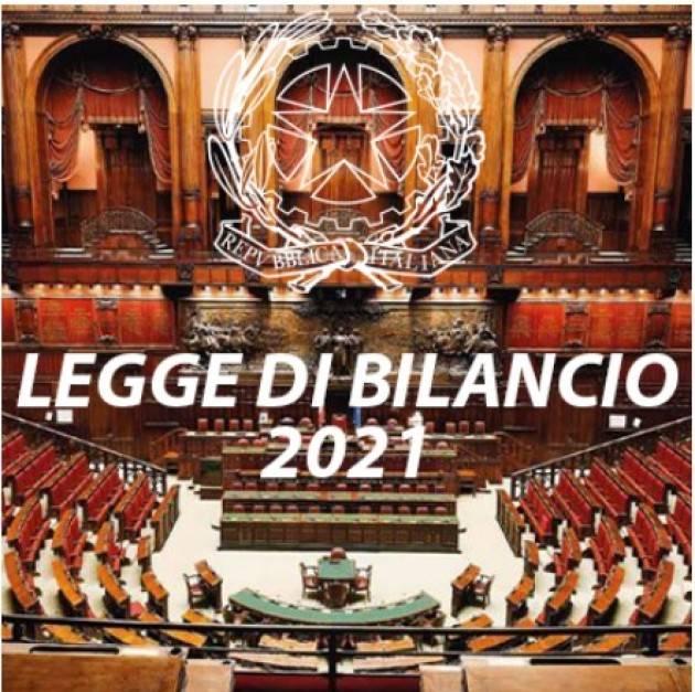 Italia e Contributi Pubblicata la Legge di Bilancio sulla G.U. molte le novità